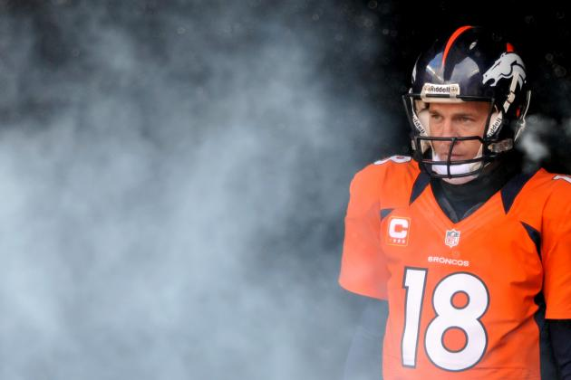 Denver Broncos: Why QB Peyton Manning Will Win 2013-14 NFL MVP Award