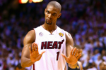Bosh to Bad Fans: 'Don't Come Back'