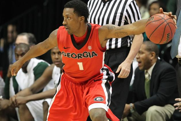 Kentavious Caldwell-Pope Picked by Detroit Pistons: Scouting Report and Analysis