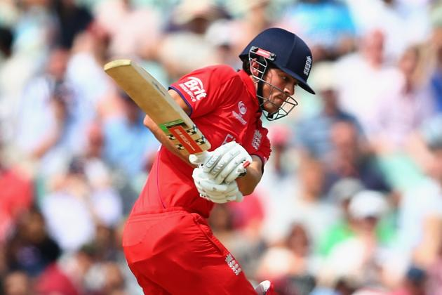 Cook: England Can Win Champions Trophy