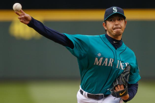 Making the Case for Iwakuma as 2013 ASG Starter