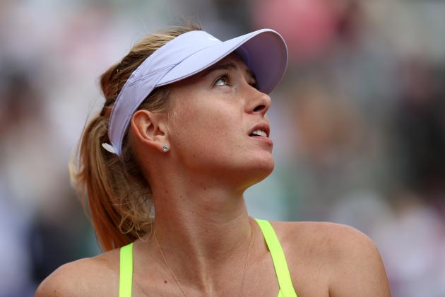 What Maria Sharapova's Loss to Michelle Larcher De Brito Means for US Open