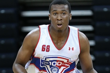 Indiana Among Schools Making Strong Push for Five-Star Leron Black