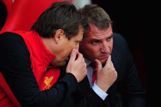 Complete Guide to Brendan Rodgers' Liverpool Backroom Staff