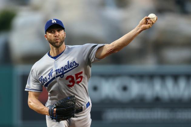 Dodgers Reinstate Chris Capuano off DL