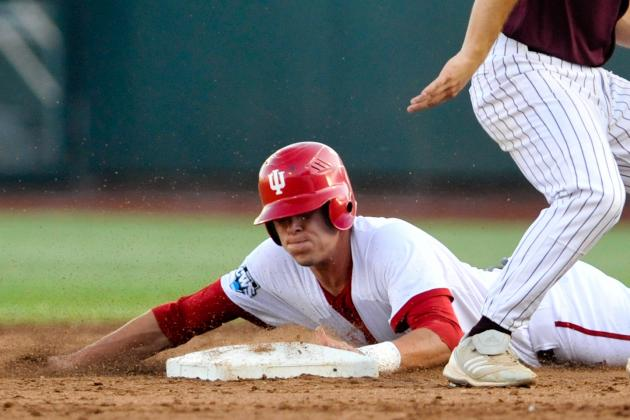 College World Series Bracket 2013: Previewing Indiana vs. Oregon State Matchup