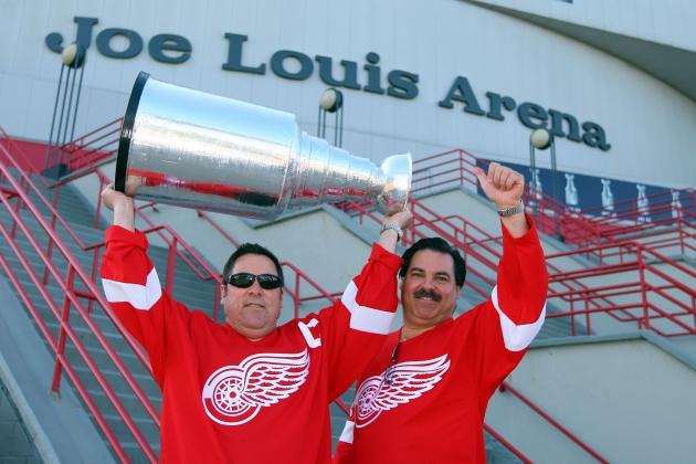 Detroit Red Wings Announce New $650 Million Arena Plan