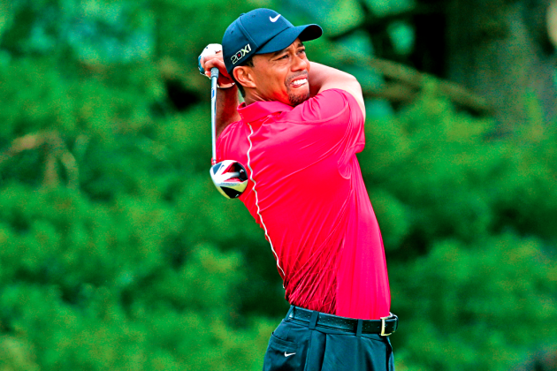 Tiger Woods: The Road to 19 Has Become a Lot More Difficult