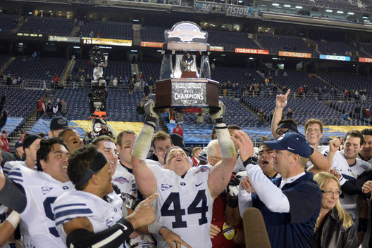 Will BYU Play in the Christmas Bowl in 2014?