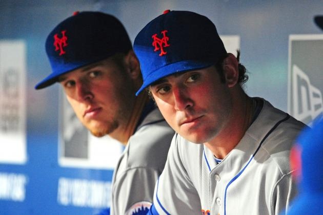 Comparing Matt Harvey-Zack Wheeler to Other Young MLB Pitching Duos