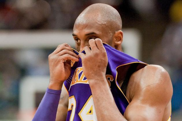 Kobe Bryant Return: Predicting Mamba's Numbers Once He Comes Back from Injury