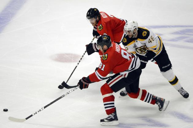 Blackhawks vs. Bruins Game 4: Last-Second Keys to Victory for Each Team