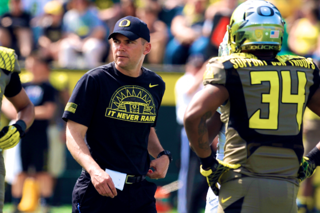 Is New Oregon Head Coach Mark Helfrich Set Up for Success or Failure?