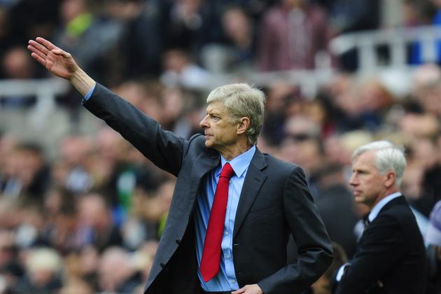 Why Arsenal's 2013-14 Season Will Be Make or Break for Arsene Wenger