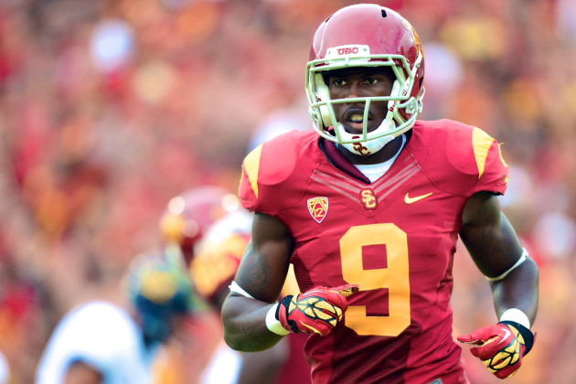 Breaking Down How to Stop USC Trojans WR Marqise Lee
