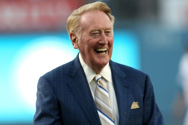 Vin Scully Tweeting Is Everything You Could Have Dreamed It Would Be