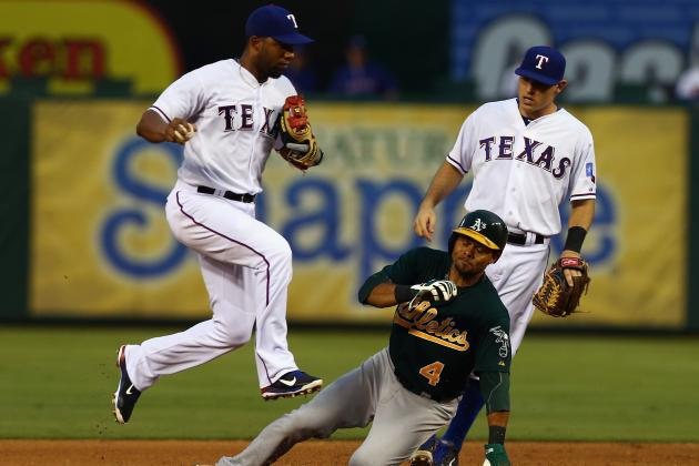 Oakland Athletics vs. Texas Rangers Live Blog: Updates and Analysis