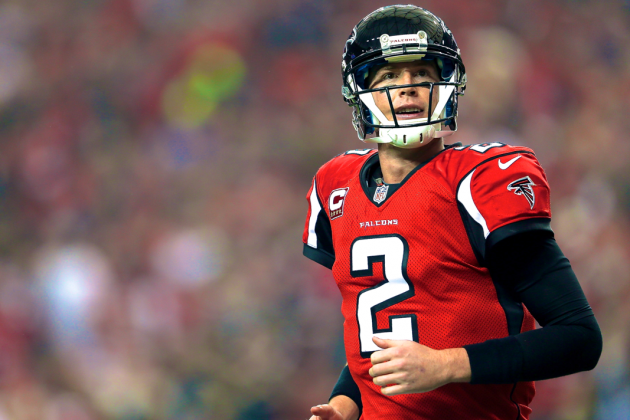 How Much Coin Can Matt Ryan Command from Atlanta Falcons?