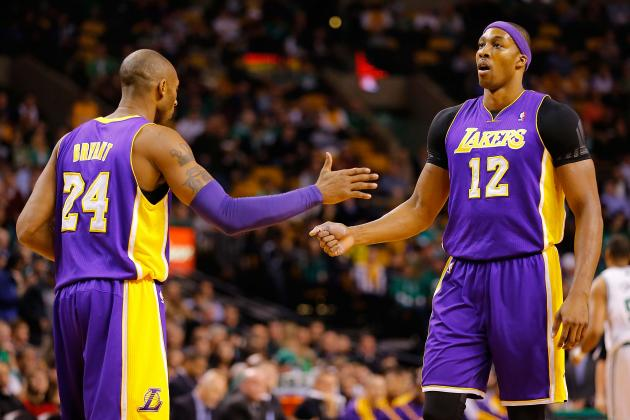 Lakers News: How Kobe Bryant's Return Date Shapes Dwight Howard's Decision