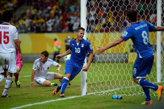 Confederations Cup Today: Italy Win Thriller; Spain Ring the Changes for Tahiti