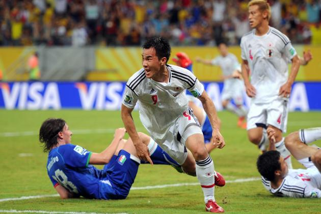 FIFA Confederations Cup 2013: Is Japan for Real After Italy Game?