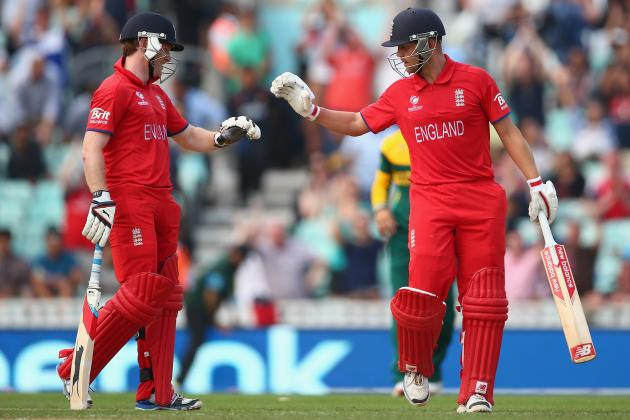 ICC Champions Trophy Semi Finals 2013: England Looks Dominant in Victory