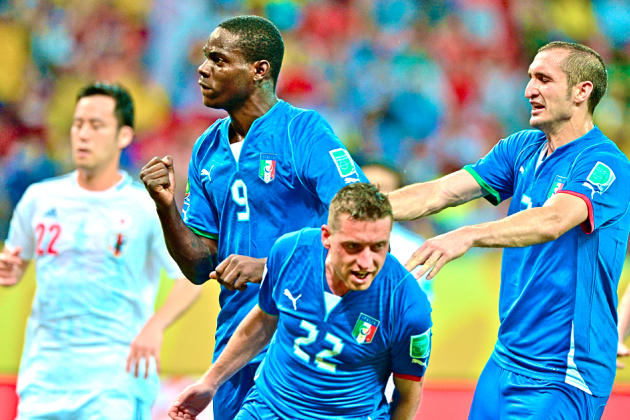 Italy vs. Japan: Score, Grades and Post-Match Reaction