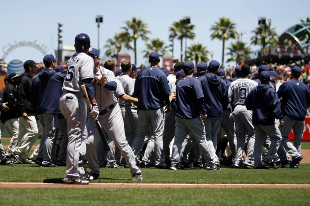 Will a Tight NL West Race Heighten Tensions Between Warring Teams Even More?