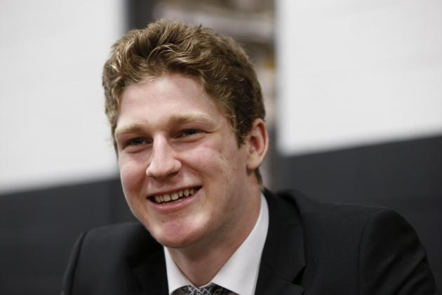 Nathan MacKinnon: Prospect Profile for Colorado Avalanche's 1st-Round Pick