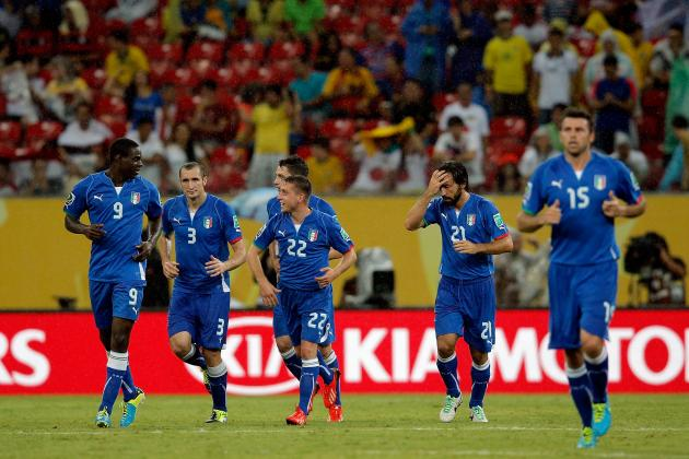 Italy vs. Japan Confederations Cup Live Blog: Azzurri take on Blue Samurai