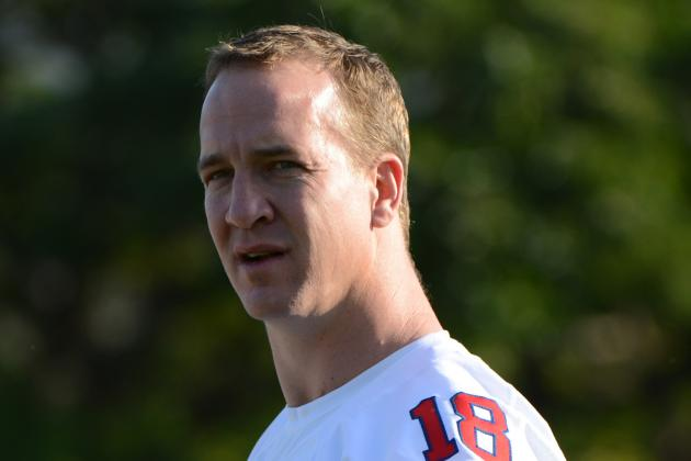 Peyton Manning Films Ad to Support Pat Summitt Foundation
