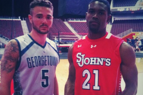 Johnnies' New Under Armour Uniforms: A First Look?