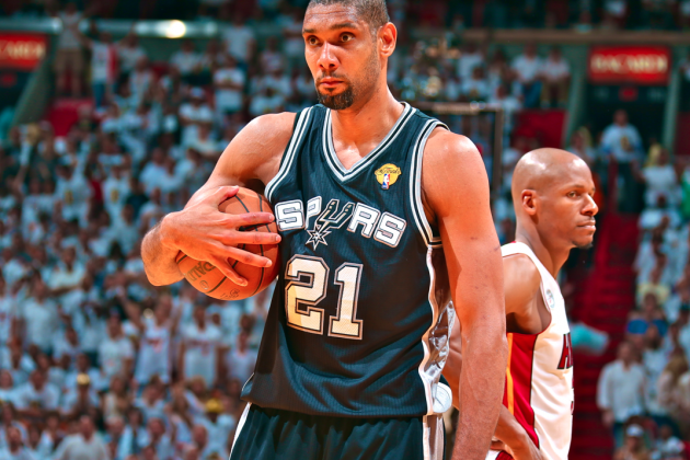 How History Will Judge Tim Duncan's Legacy as Best Power Forward Ever