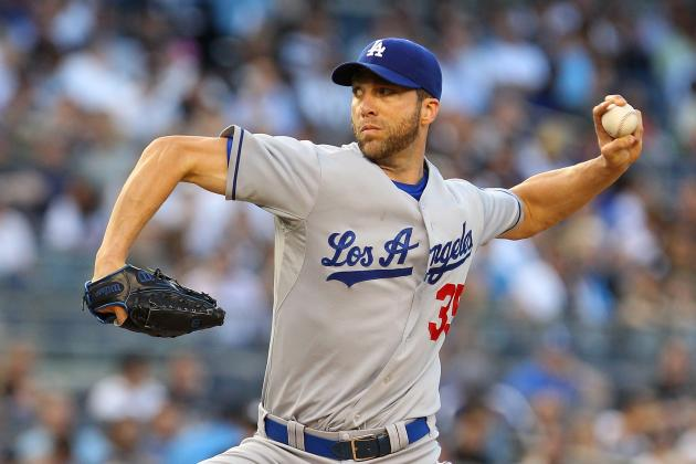 Yasiel Puig, Chris Capuano Dominate in Game 2 Win