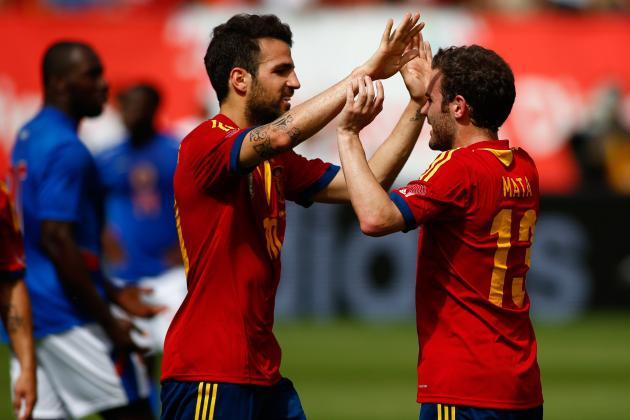 FIFA Confederations Cup 2013: Complete Preview for Spain vs. Tahiti