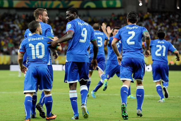 Why Italy Needs to Improve Drastically in the Confederations Cup