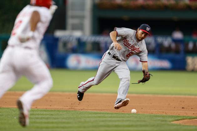Philadelphia Phillies vs. Nationals Live Blog: Instant Reaction and Analysis