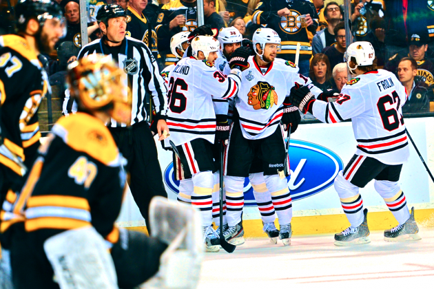 Blackhawks vs. Bruins Stanley Cup Finals Game 4: Live Score and Highlights