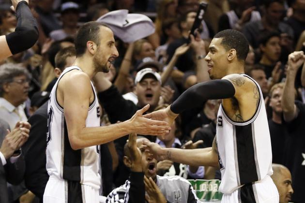 Spurs vs. Heat: Keys to San Antonio Victory in Game 7