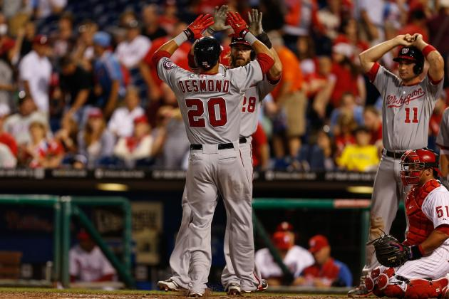 Ian Desmond, Jayson Werth Propel the Nationals Past the Phillies