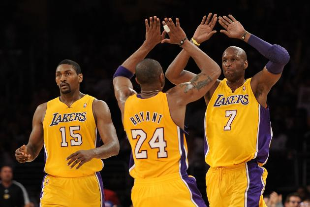 Los Angeles Lakers: No Game 7 Needed, Social Media Champions for 2013