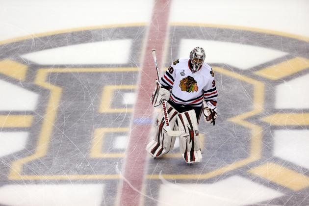 Stanley Cup Finals 2013: Blackhawks Must Start Ray Emery in Game 5