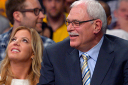 Phil Jackson Assuming Role of Informal Consultant to Lakers