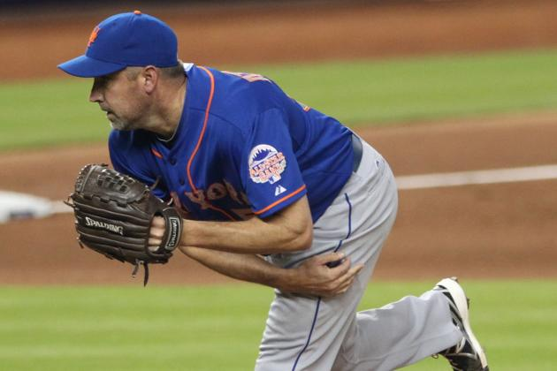 Mets Place Scott Atchison on the 15-Day Disabled List with Groin Injury