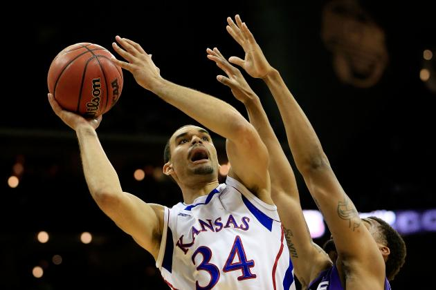 Kansas Basketball: Midsummer Scrimmage Shows Promise and Question Marks