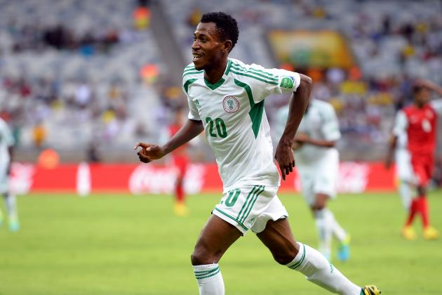 FIFA Confederations Cup 2013: Players to Watch for Nigeria vs. Uruguay