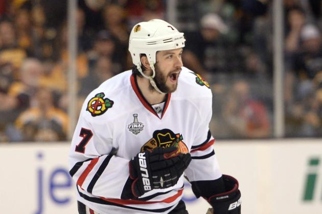'Mr. Overtime' Seabrook Delivers Again