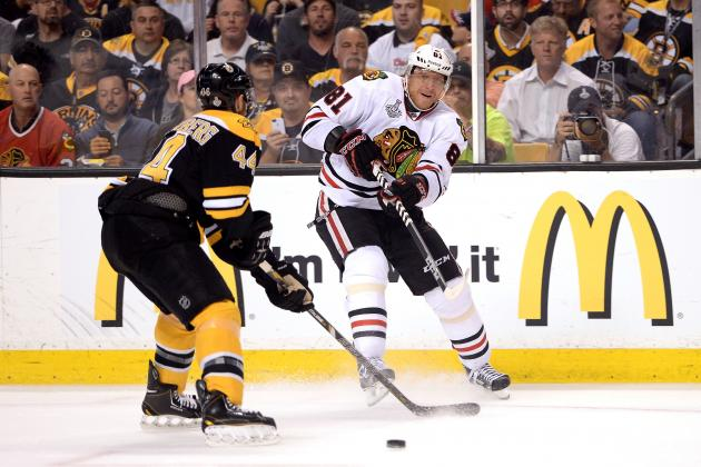 Blackhawks vs. Bruins: Biggest Questions Heading into Game 5