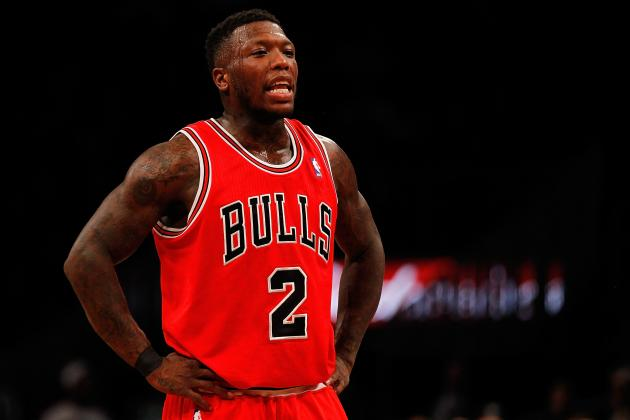 Why Chicago Bulls Can't Afford to Lose Nate Robinson in 2013 Free Agency