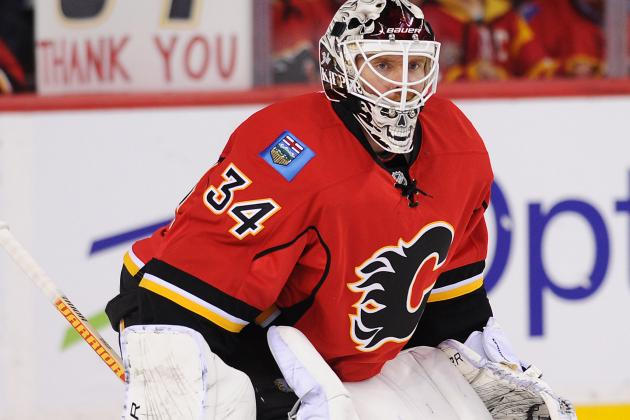 Flames Not Prepared to Turn Page on Kiprusoff